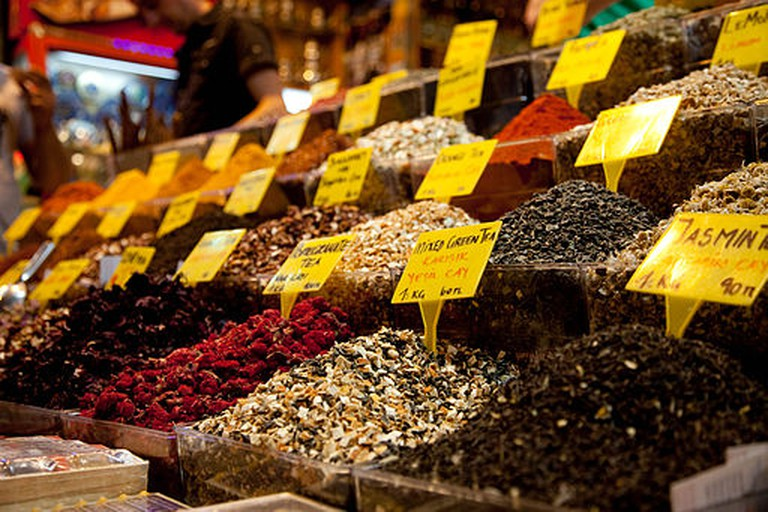 The word 'abzar' comes from the Farsi word 'afzar' and means spices