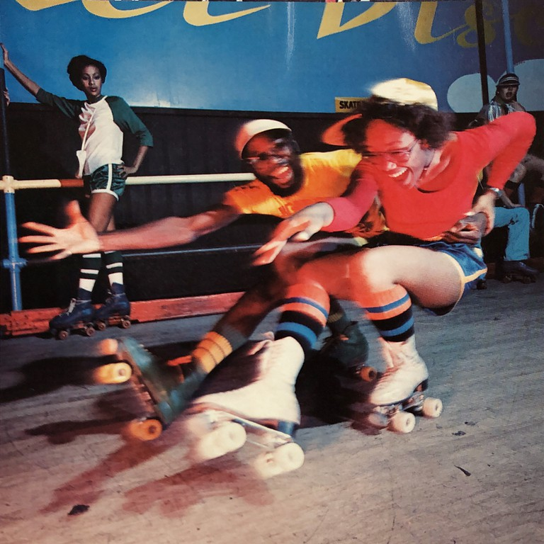 "From the old days at the Empire Skate, the birth of the ""roller disco""."