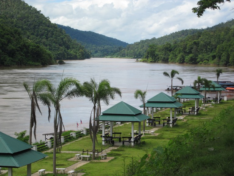 Mae Hong Son river