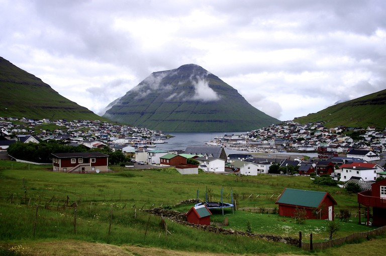 The Faroe Islands is an archipelago of 18 islands