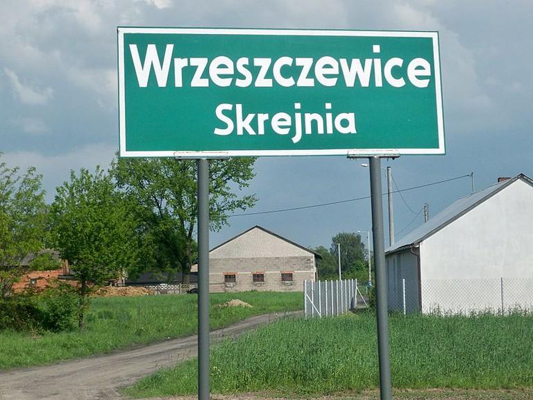 Wrzeszczewice Skrejnia   © Damianwiszowaty12 / WikiCommons