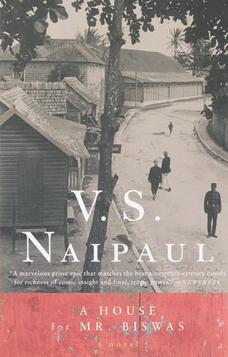 'A House for Mr Biswas' by VS Naipaul