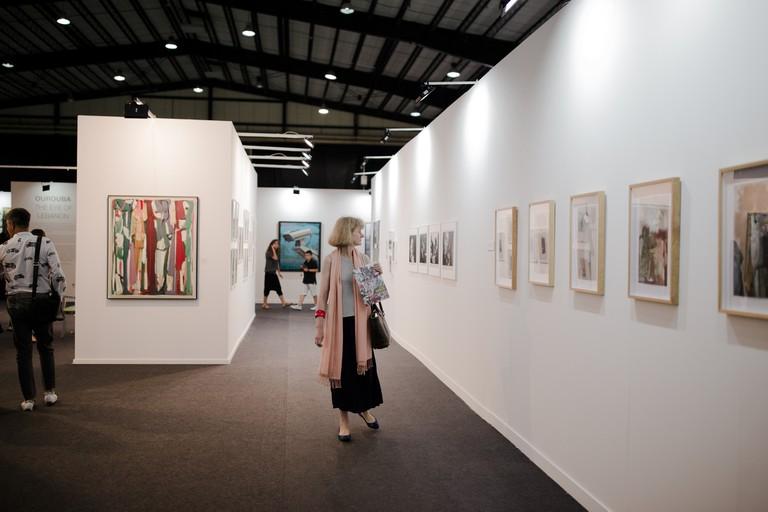 Beirut Art Fair 2018 takes place September 20–23