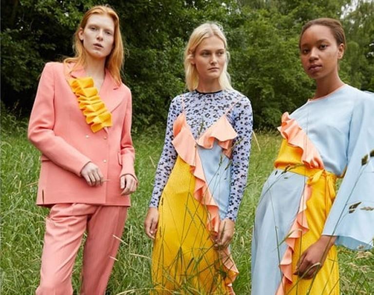 Brøgger spring/summer 2018 editorial campaign