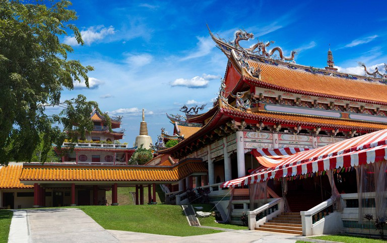 Kong Meng San Phor Kark See Buddhist Monastery, Singapore.