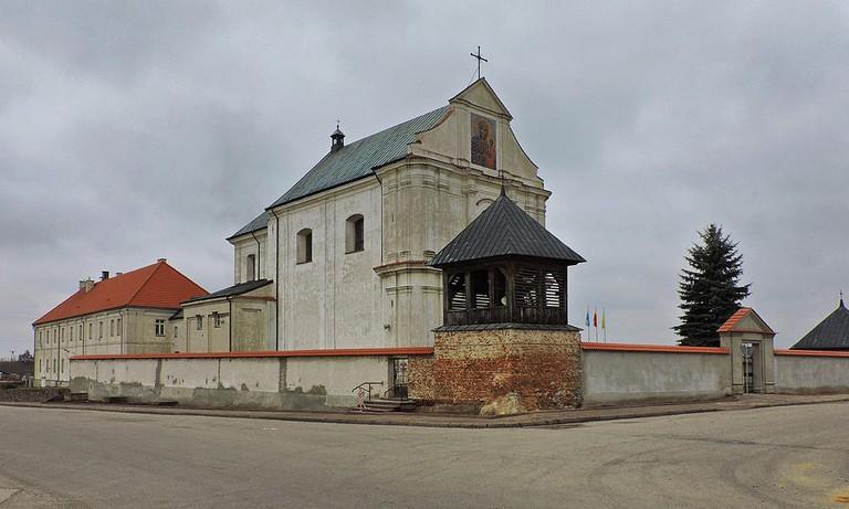 Łęczeszyce   © Rafał Terkner /WikiCommons