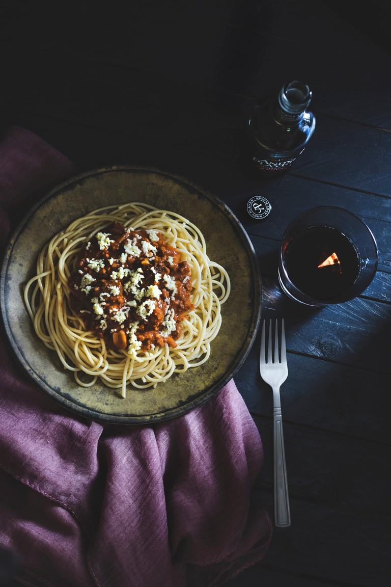 Delicious late-night pasta |© Eiliv Aceron / Unsplash