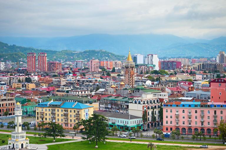 Batumi, Georgia.