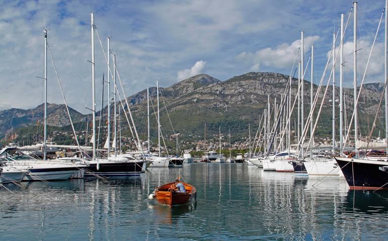 Port of Bar Montenegro