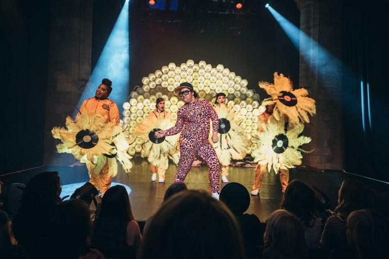 Edinburgh Festival Fringe Fringe Performers, Scotland