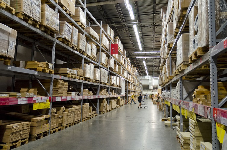 Ikea-Brooklyn-Warehouse-Aisles