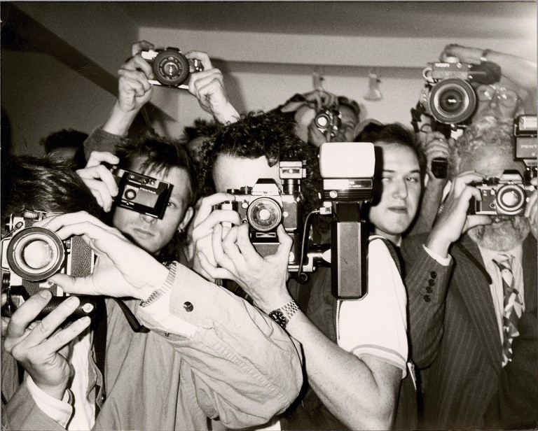 Unidentified Photographers