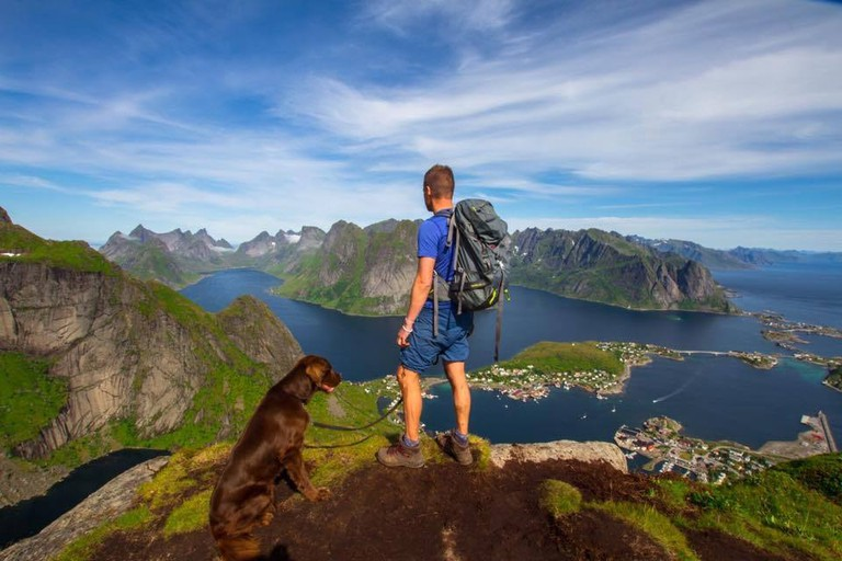 Millennials in Norway can even afford traveling to its most famous destinations, like the Lofoten. © Steffan Sund, Courtesy of Visit Norway
