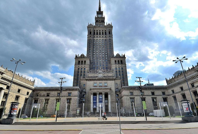 Palace of Culture and Science, Warsaw | © Adrian Grycuk / WikiCommons