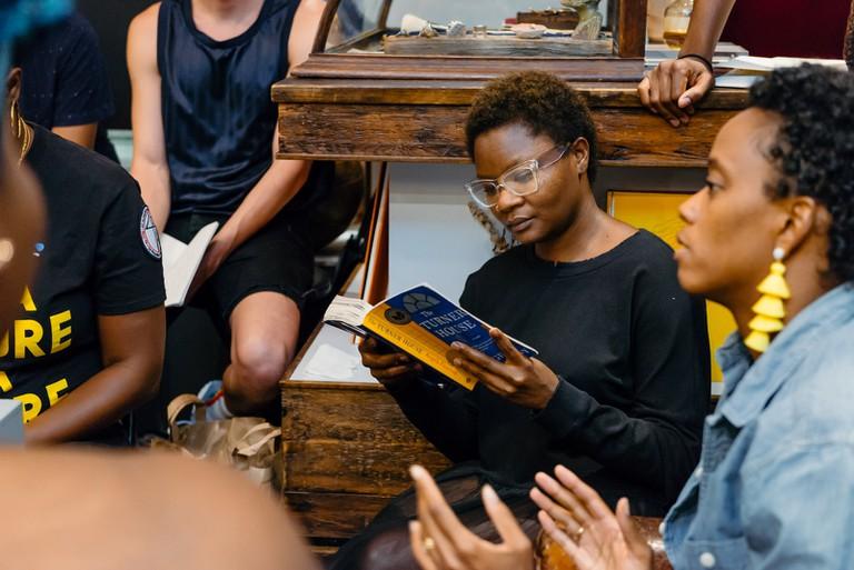 Brooklyn Book Club-Brooklyn-New York-USA