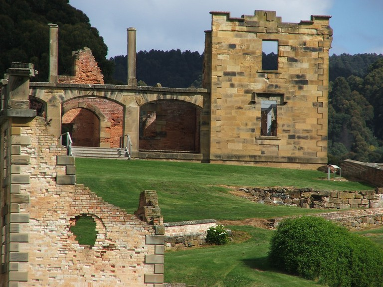 Port Arthur convict site in Tasmania © ctudball / Flickr