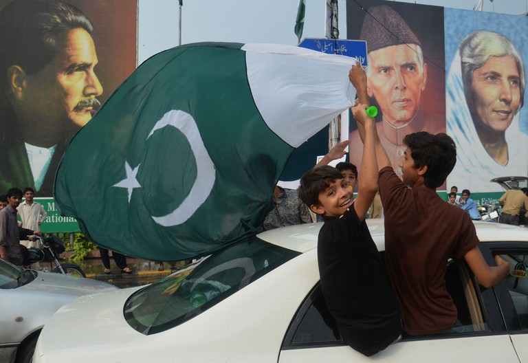 Independence Day celebrations, Pakistan, 2015