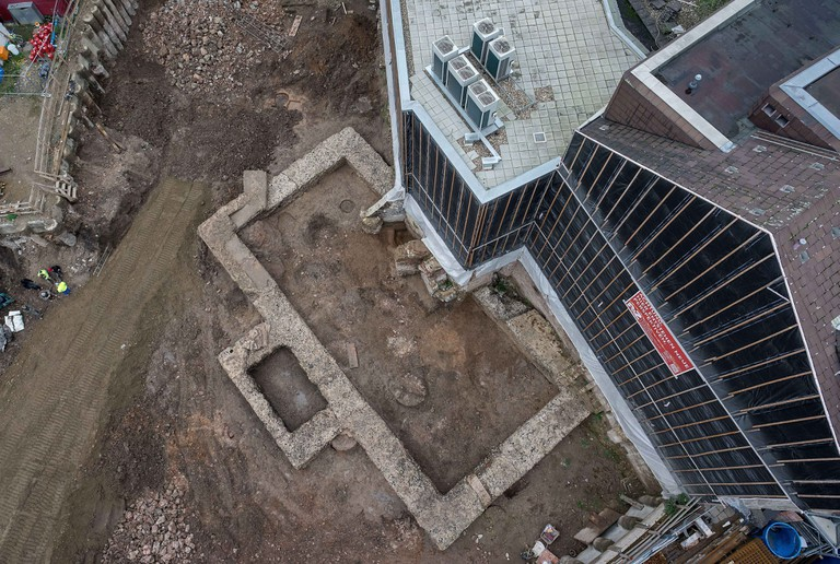 Germany's oldest library discovered in Cologne