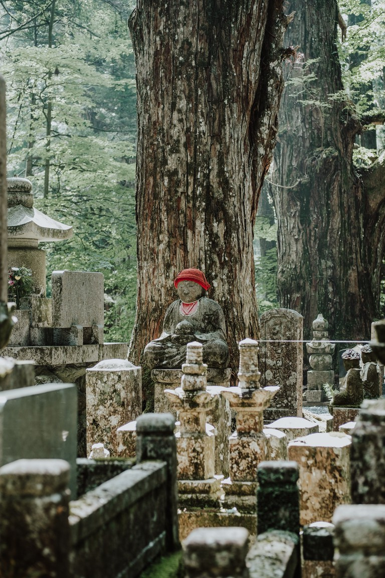 Okunoin Temple and Cemetery