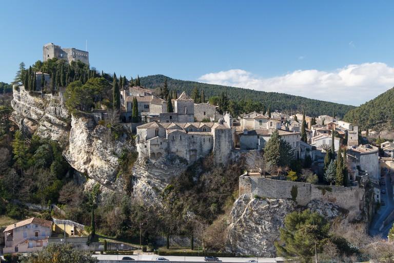 Historic Vaison-la-Romaine, Provence, France |© Lev Levin / Shutterstock