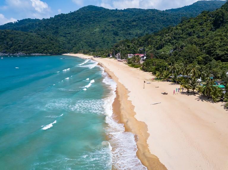 Pulau Tioman Juara Beach