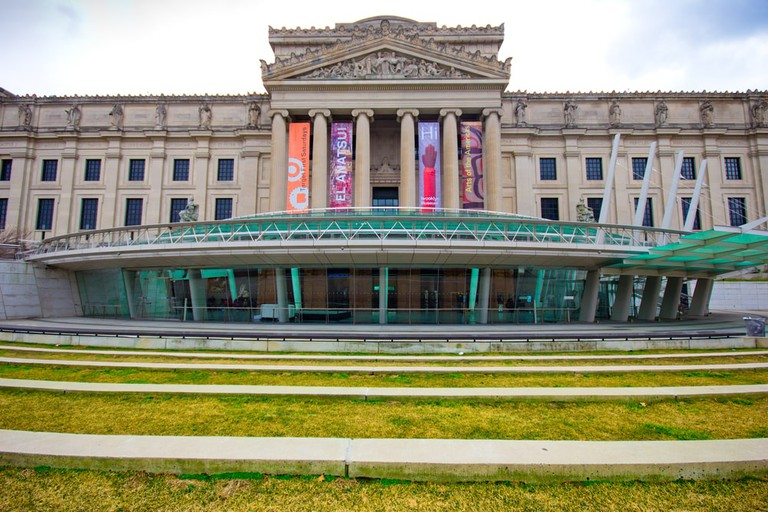 Brooklyn Museum in New York City