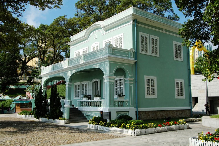 Houses-Museum in Taipa, Macau
