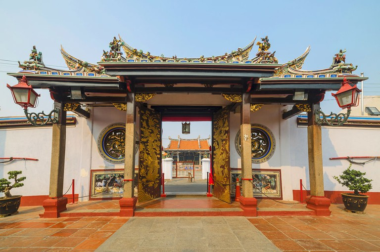 Cheng Hoon Teng Temple, Malacca, Malaysia.