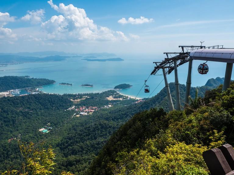 most beautiful islands in Malaysia