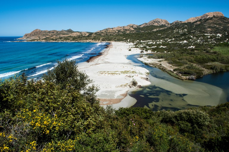 Ostriconi beach, Corsica, France |© Marco Maggesi / Shutterstock