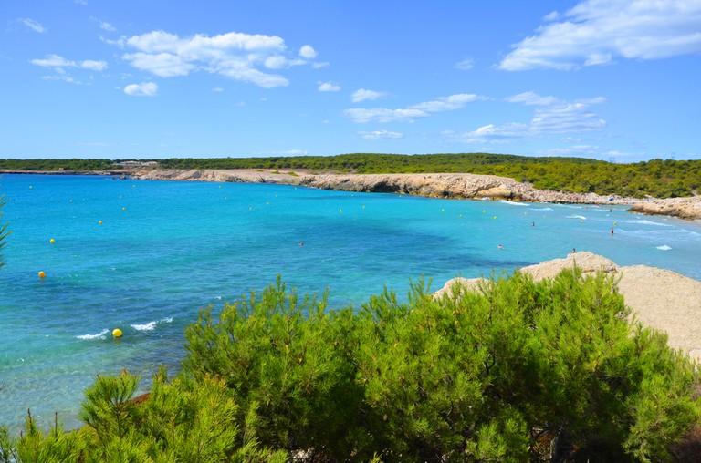 Sainte Croix beach near Martigues |© umat34 / Shutterstock