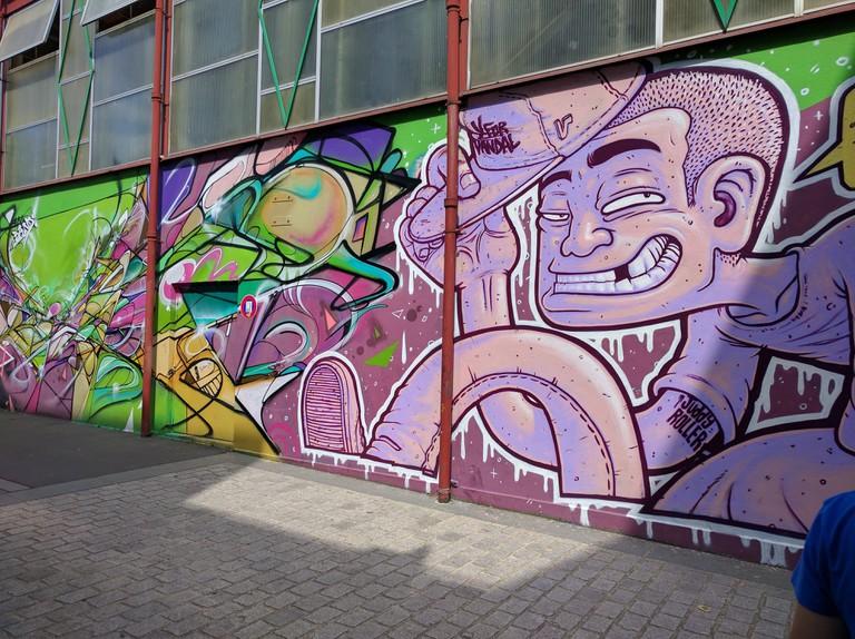 street art a vitry_oeuvres de Bandi et Choq © CDT 94 Bertrand Abet (12)-min