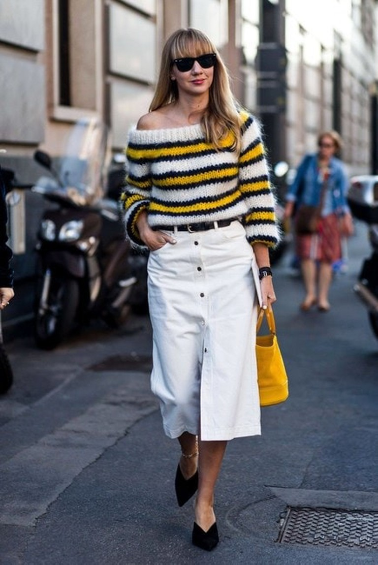 Lisa Aiken, Street Style, Spring Summer 2018, Milan Fashion Week, Italy