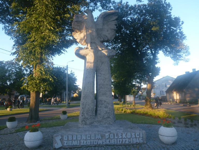 Zakrzewo monument