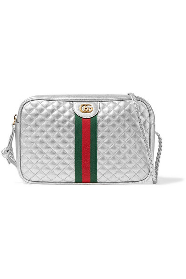 Gucci's Trapuntata shoulder bag