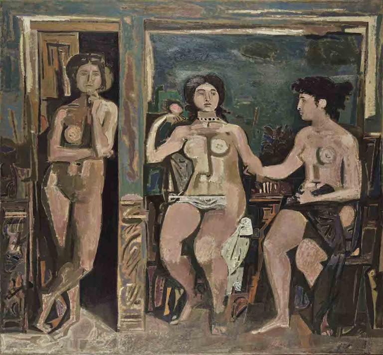 Yannis Moralis, 1958