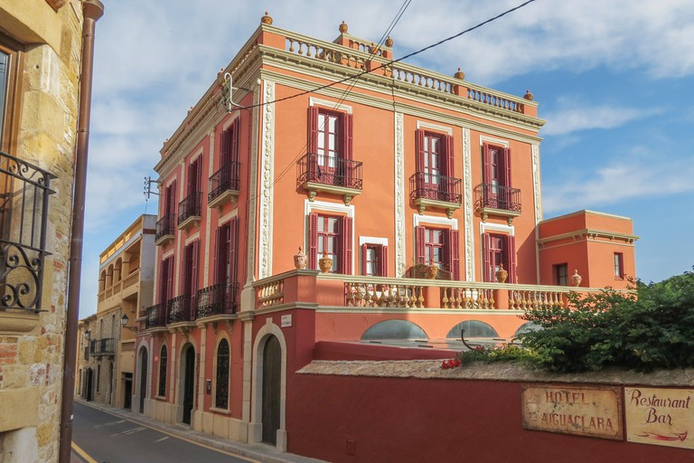 Cuban-style mansion in Begur, Catalonia