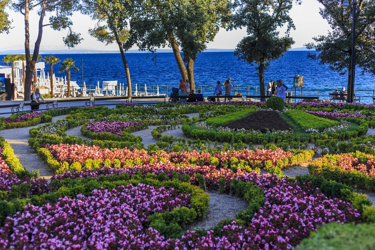 Opatija is the perfect mix of colour and tranquility