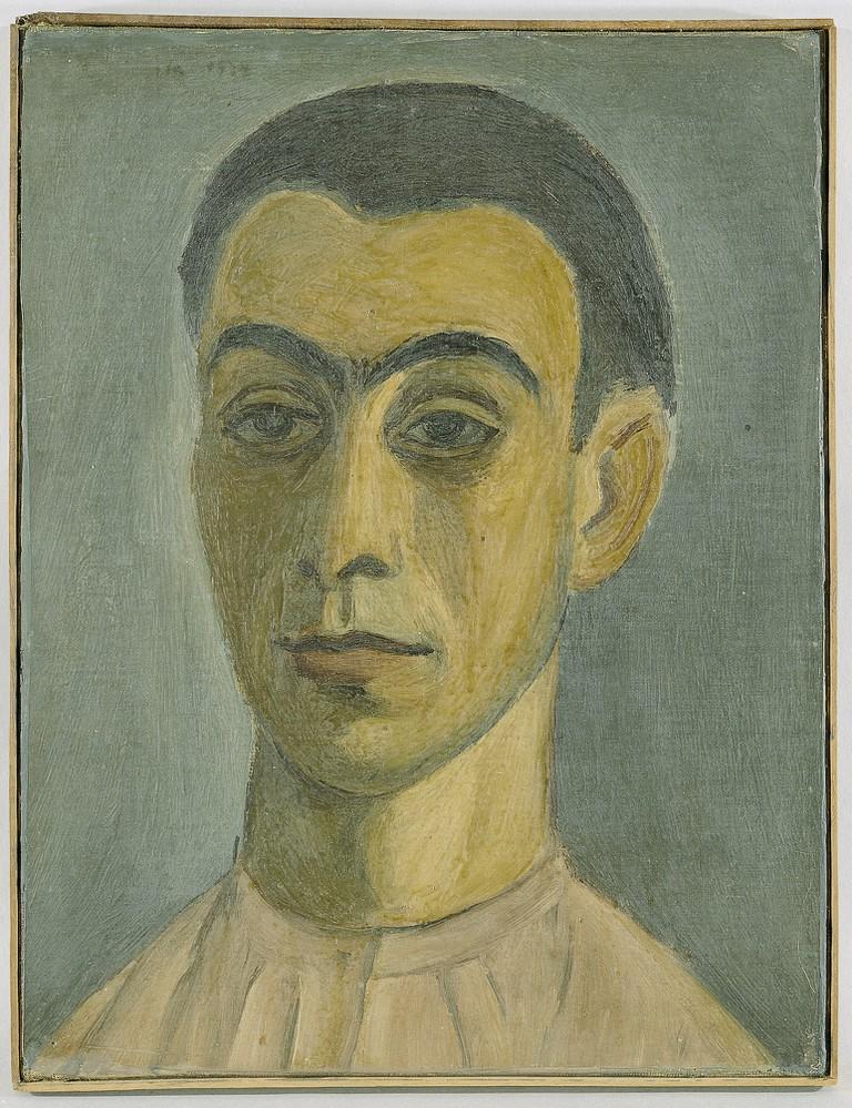 Yannis Moralis, 1934