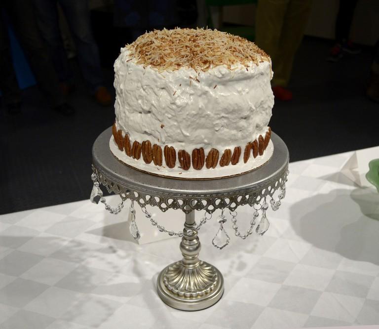 Classic lane cake.