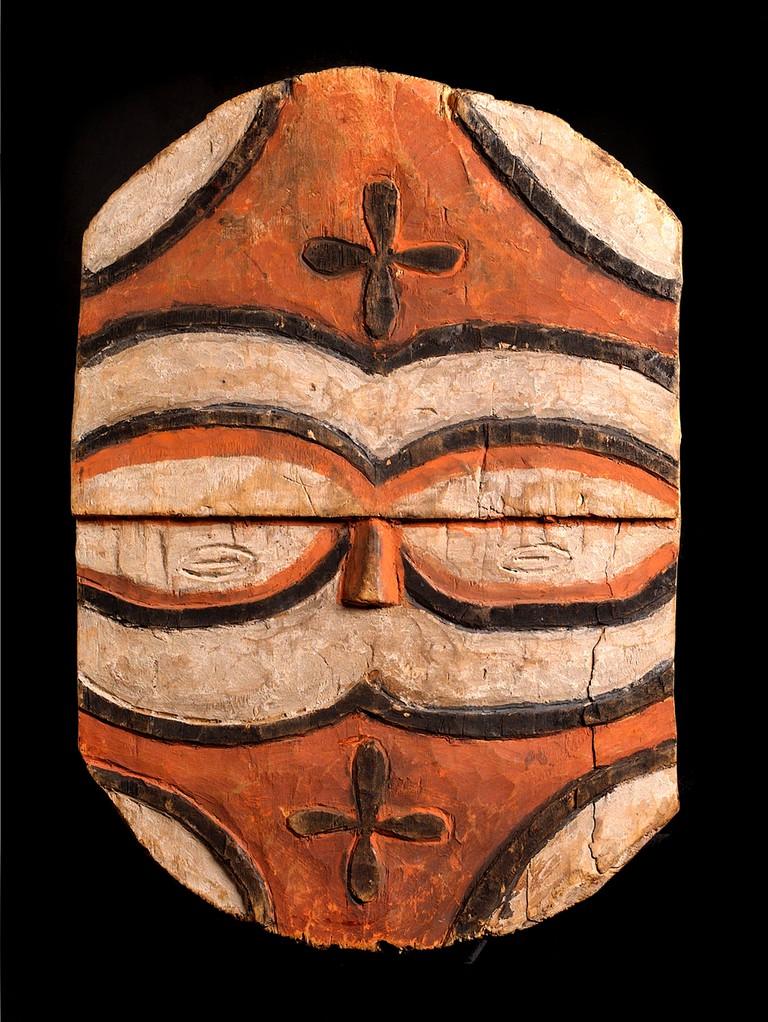 African Teke mask