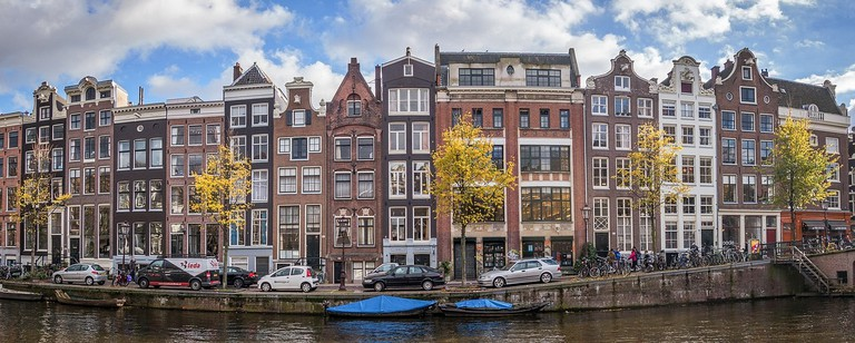 Current estimates suggest there are 20,000 apartments listed on Airbnb in Amsterdam