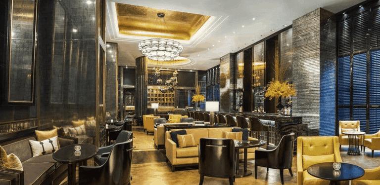 Astor Bar, St. Regis Kuala Lumpur