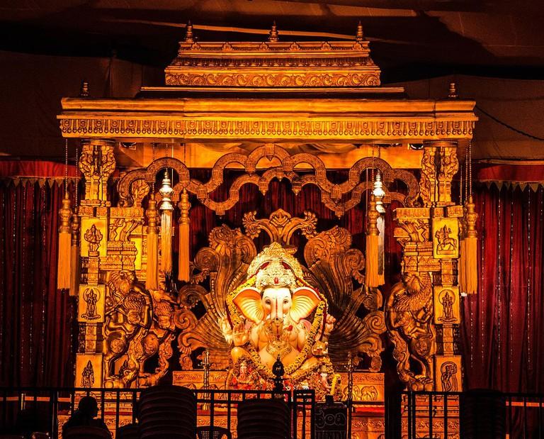 Ganesha Utsav in Bangalore