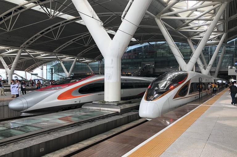 Bullet Trains MTR