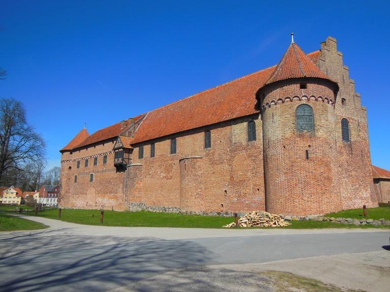 nyborg-slot-castle-Nyborg-Fyn