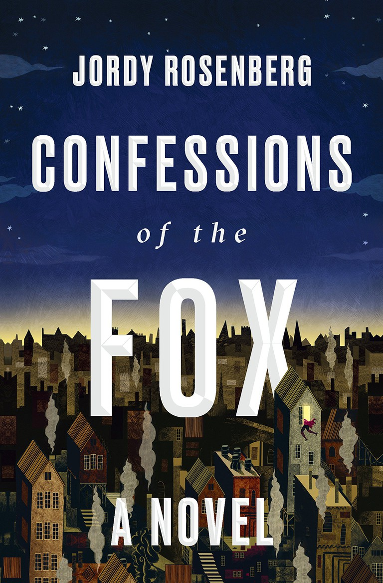 'Confessions of the Fox' by Jordy Rosenberg