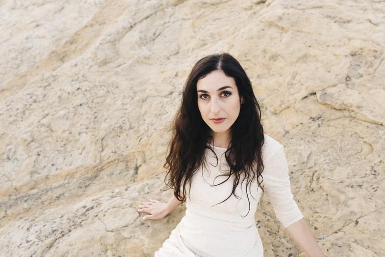 American musician Marissa Nadler.