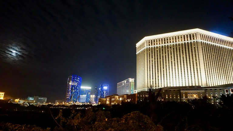 Cotai-Strip-in-Macau