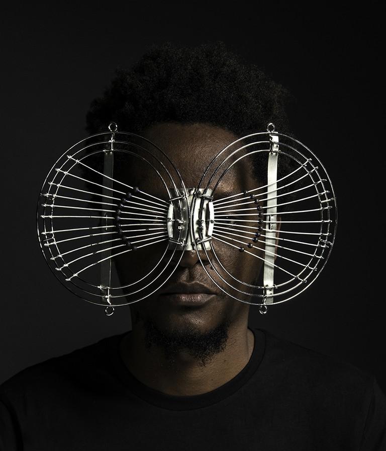 Cyrus Kabiru, 'Modern Mask'